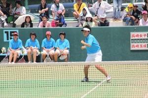 ソフトテニス4